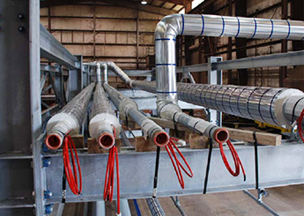 Heat Trace Piping Systems