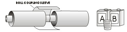 Roll Coupling Sleeve